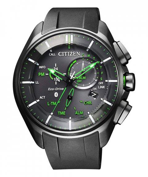 Citizen Radiocontrolado W770 Bluetooth Relógio Homem BZ1045-05E