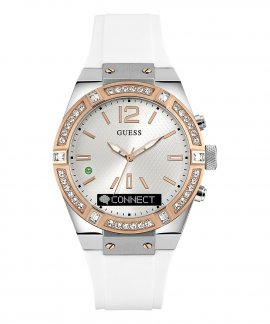 Guess Connect Jet Setter Relógio Mulher Hybrid Smartwatch C0002M2