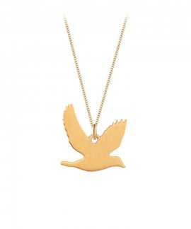Omnia Wild Bird Joia Colar Mulher C1161-D-1-0