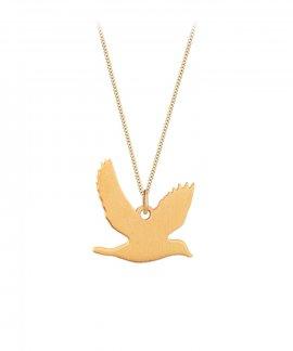 Omnia Wild Bird Joia Colar Mulher C1161-D