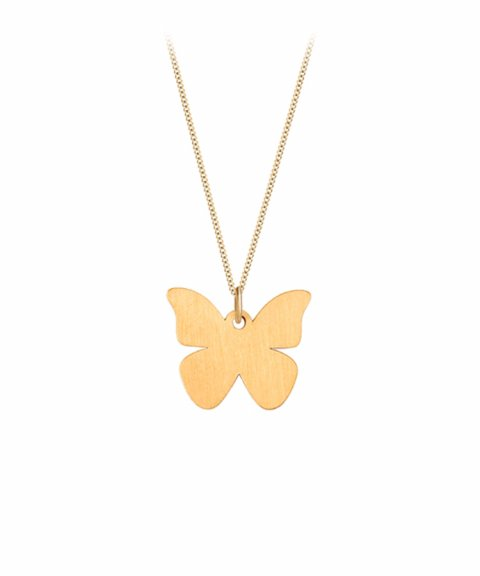 Omnia Wild Butterfly Joia Colar Mulher C1166-D