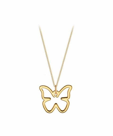 Omnia Wild Butterfly Joia Colar Mulher C1166T-D