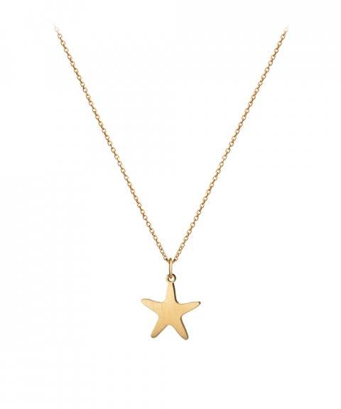 Omnia Wild Sea Star Joia Colar Mulher C1167-D-1-0