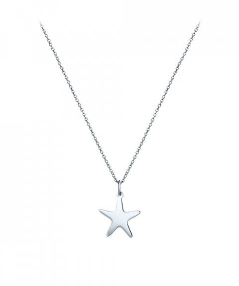 Omnia Wild Sea Star Joia Colar Mulher C1167-P-1-0