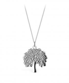 Omnia Earth Tree of Life Joia Colar Mulher C1224-P