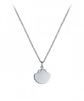 Omnia Tropical Seashell Joia Colar Mulher C1610-P