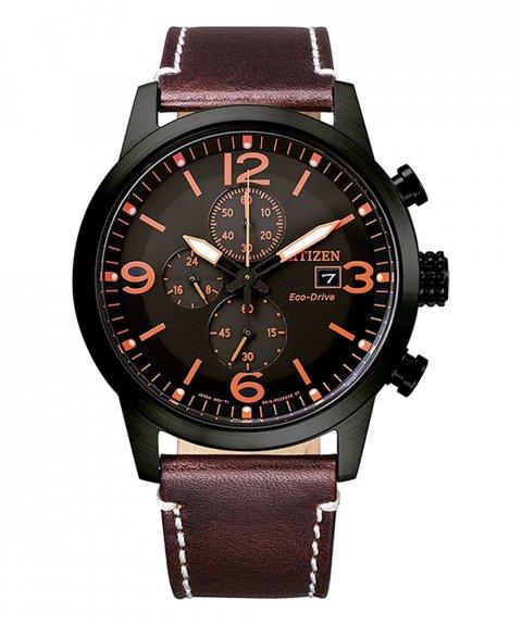 Citizen Eco-Drive Chronograph Relógio Homem CA0745-11E
