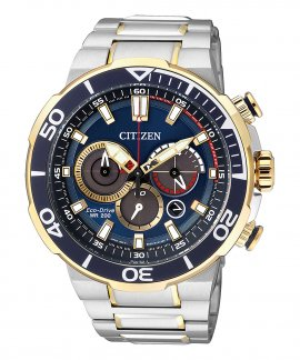 Citizen Eco-Drive Relógio Homem Sport Chronograph CA4254-53L