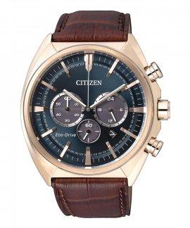 Citizen Elegant Chronograph Relógio Homem Eco-Drive CA4283-04L