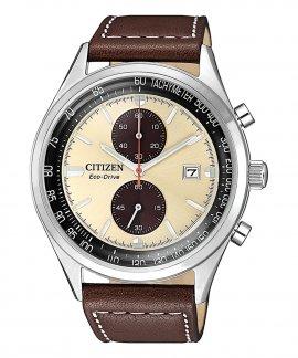 Citizen Eco-Drive Relógio Homem Chronograph CA7020-07A