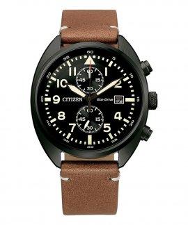 Citizen Eco-Drive Chronograph Relógio Homem CA7045-14E