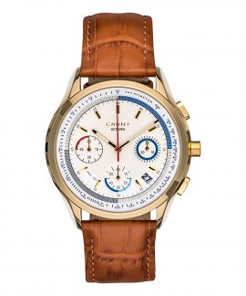 Cauny Accura Relógio Cronógrafo Homem CAC001