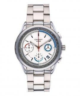 Cauny Accura Relógio Homem Cronógrafo CAC002