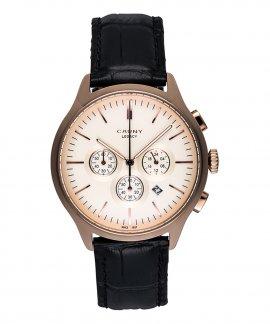 Cauny Legacy Relógio Homem Cronógrafo CLG001