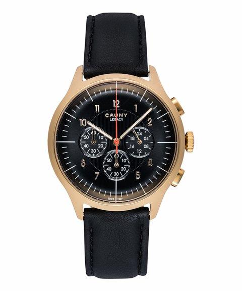 Cauny Legacy Relógio Homem Cronógrafo CLG005