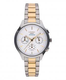 Cauny Legacy Woman Relógio Mulher Cronógrafo CLG010