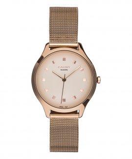 Cauny Majestic Ledge Relógio Mulher CMJ013