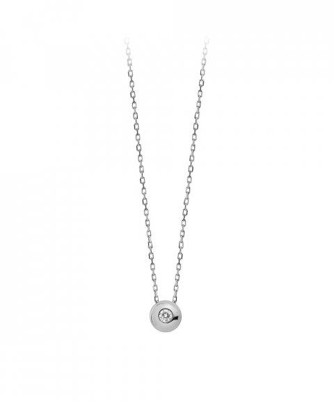 Monseo Cosmopolitan Joia Colar Mulher Ouro 19.2K e Diamante CO2081.116116