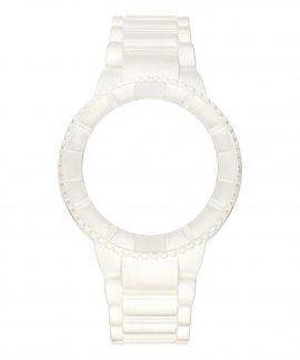Watx and Co M Original Turtle White Gloss Bracelete COWA1013