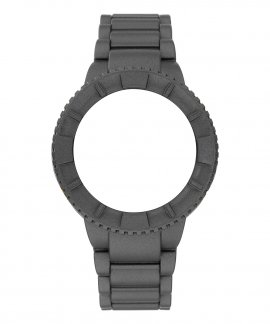 Watx and Co M Original Turtle Black Gloss Bracelete COWA1014