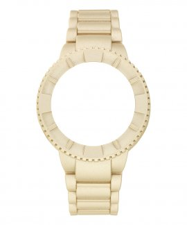 Watx and Co M Original Turtle Gold Gloss Bracelete Mulher COWA1015