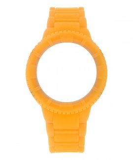 Watx and Co M Original Glow Orange Bracelete Mulher COWA1031