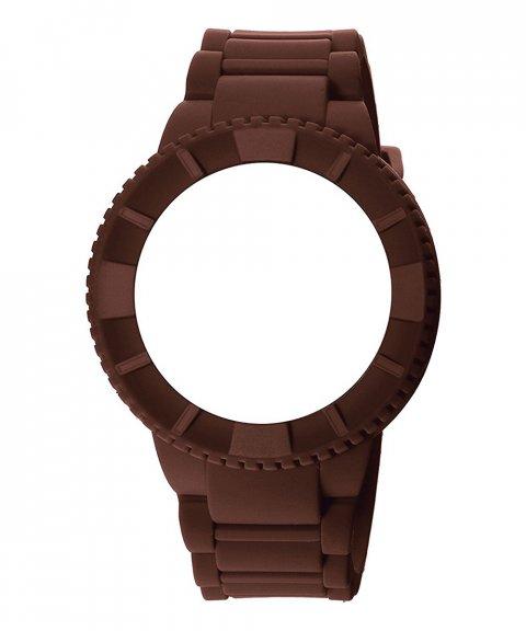 90c2b4179f0 Watx and Co M Original Milk Chocolate Bracelete COWA1066 - Pereirinha