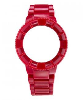 Watx and Co S Original Eighties Glossy Red Bracelete COWA1423