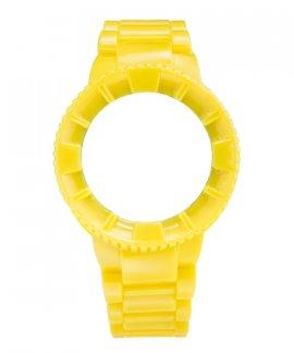 Watx and Co S Original Eighties Glossy Yellow Bracelete COWA1425