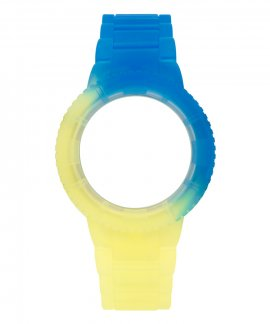 Watx and Co S Original Tropicality Blue to Yellow Bracelete COWA1534
