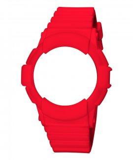 Watx and Co L Hammer Cosmopolitan Neon Red Bracelete COWA2798
