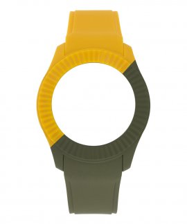Watx and Co M Smart Duo Mustard Khaki Bracelete COWA3018