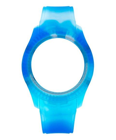 Watx and Co M Smart Tie Dye Blue Bracelete COWA3031