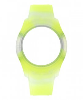 Watx and Co M Smart Tie Dye Yellow Bracelete COWA3032