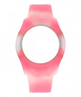 Watx and Co M Smart Tie Dye Pink Bracelete Mulher COWA3034