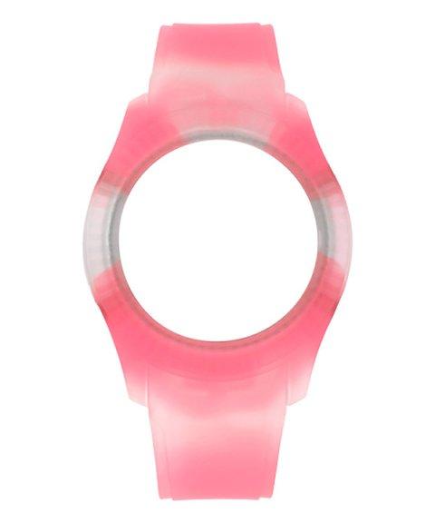 Watx and Co M Smart Tie Dye Pink Bracelete Mulher COWA3034