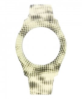 Watx and Co M Smart Pixel Yellow Grey Bracelete Mulher COWA3058