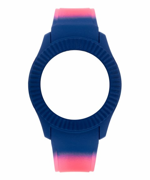 Watx and Co M Smart Psicotropical Pink Blue Bracelete Mulher COWA3097