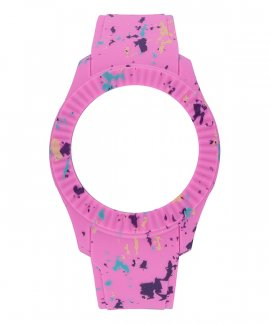 Watx and Co M Smart Splash Pink Bracelete Mulher COWA3100