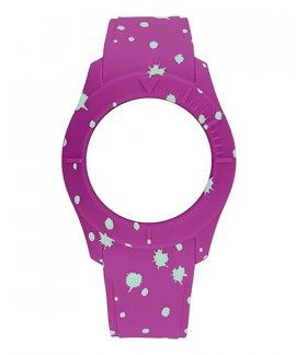 Watx and Co S Smart Cosmic Purple Bracelete COWA3520