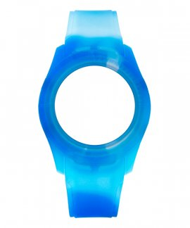 Watx and Co S Smart Tie Dye Blue Bracelete COWA3531