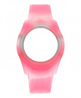 Watx and Co S Smart Tie Dye Pink Bracelete COWA3534