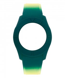 Watx and Co S Smart Psicotropical Yellow Green Bracelete COWA3596