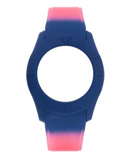 Watx and Co S Smart Psicotropical Pink Blue Bracelete COWA3597