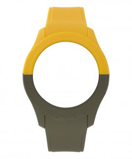 Watx and Co L Smart Duo Mustard Khaki Bracelete COWA3718