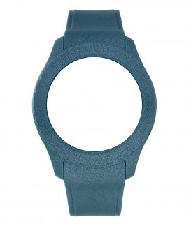 Watx and Co L Smart Sparkling Dark Blue Gloss Bracelete COWA3721