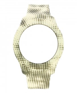 Watx and Co L Smart Pixel Yellow and Grey Bracelete COWA3758