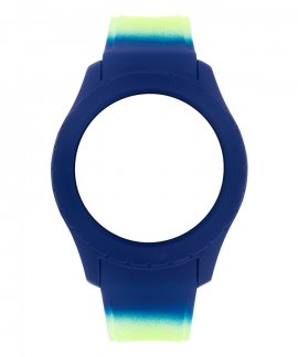Watx and Co L Smart Psicotropical Blue Green Bracelete Homem COWA3796