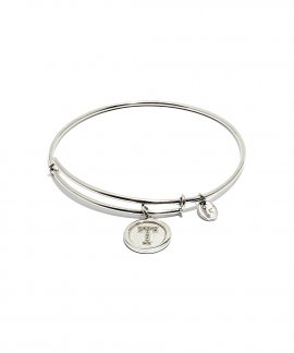 Chrysalis Initial T Joia Pulseira Mulher CRBT05TSP