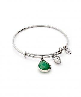 Chrysalis Emerald Jade May Joia Pulseira Mulher CRBT2105SP